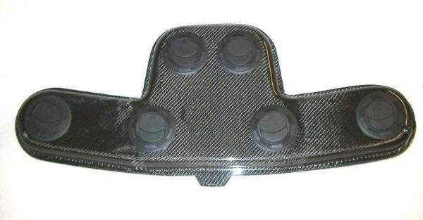 Mitsubishi Evo 7 Roof Vent Interior Carbon. RT0311/MI